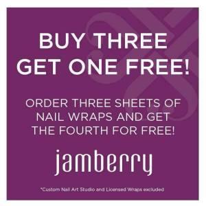 B3G1 - Jamberry