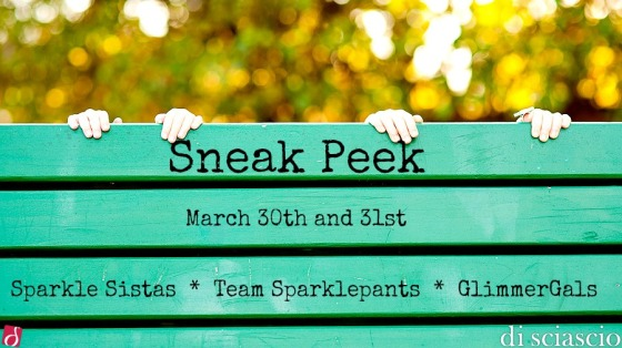Sneak Peek- March