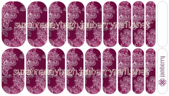 Boysenberry Paisley NAS - Watermarked