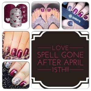 Love Spell Gone After April 15