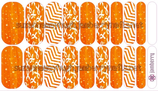 MS Walk Chevron Ribbons - Watermarked