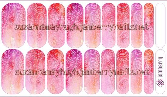 Pink Paisley NAS - Watermarked