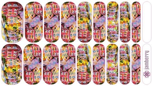 Rainbow Row NAS