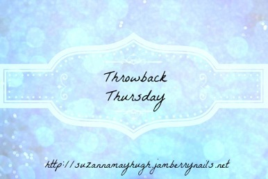 Throwback Thursday - Website