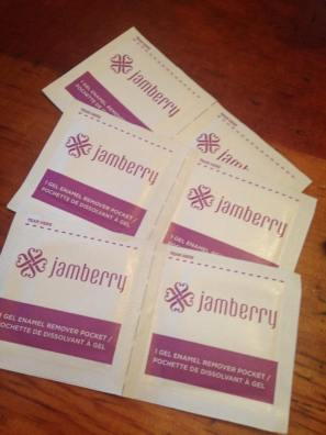 Removal - Jamberry Gel Removal Packets