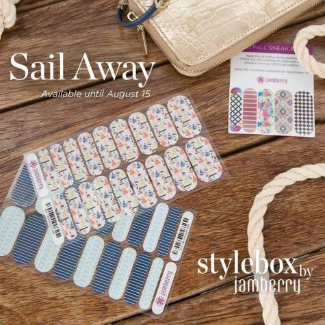 Sail Away Stylebox