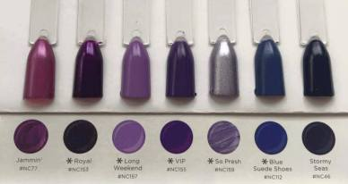 Nail Lacquers 3